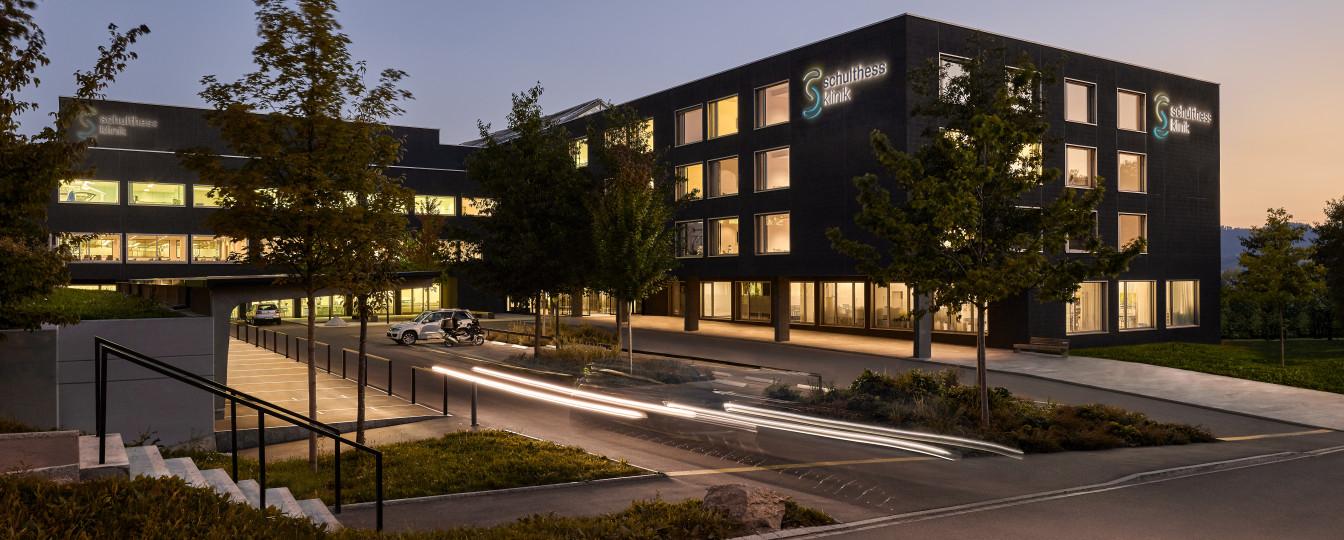 Krankenhaus Schweiz